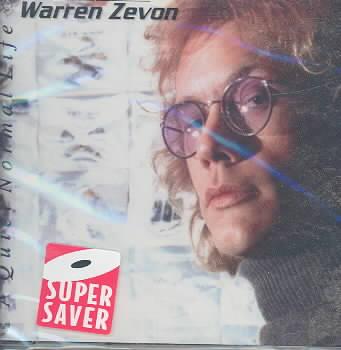 QUIET NORMAL LIFE:BEST OF BY ZEVON,WARREN (CD)