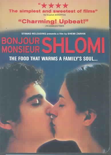 BONJOUR MONSIEUR SHLOMI BY ZARHIN,SHEMI (DVD)